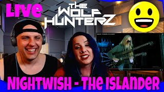 Nightwish - The Islander (Live At Tampere) THE WOLF HUNTERZ Reactions