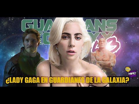 ¿Lady Gaga En Guardianes De La Galaxia Vol 3?/ ¿Película De Swamp Thing?