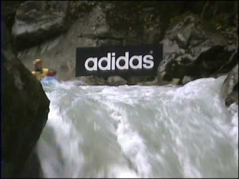 Sickline Extreme Kayak World Championships 2008 Wellerbrucke Otz Austria