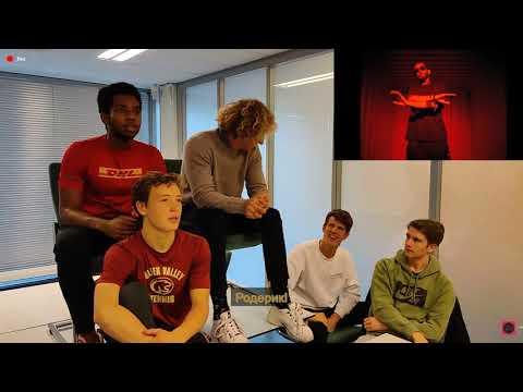 реакция американцев на клип Miyagi & Andy Panda - Freeman