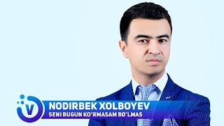 Nodirbek Xolboyev - Ko'rmasam bo'lmas | Нодирбек Холбоев - Курмасам булмас (jonli ijro)