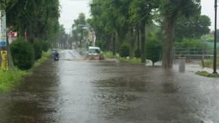 清瀬市ゲリラ豪雨 その2