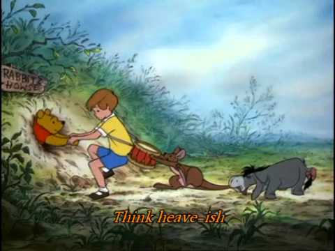 The Many Adventures of Winnie the Pooh  Mind over Matter
