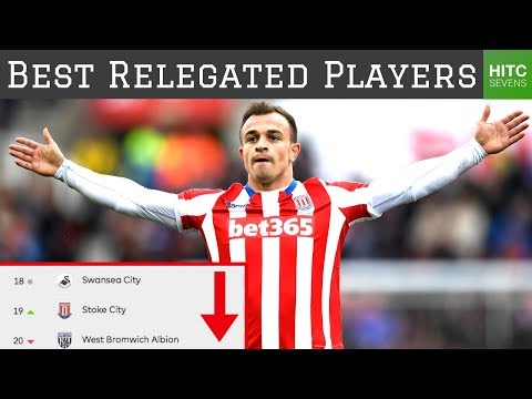 7 Best Players at the Relegated Premier League Clubs