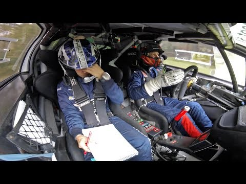 6. rally Nova Gorica 2017 | Best onboard moments | Rok Turk