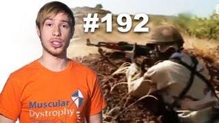 This is Хорошо - Малийские солдаты $(:-|  [Malian troops]