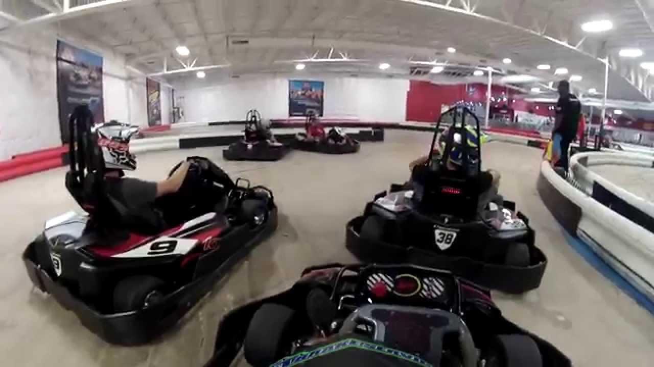 K1 speed arlington texas