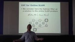 SLAM Course - 05 -  EKF SLAM (2013/14; Cyrill Stachniss)
