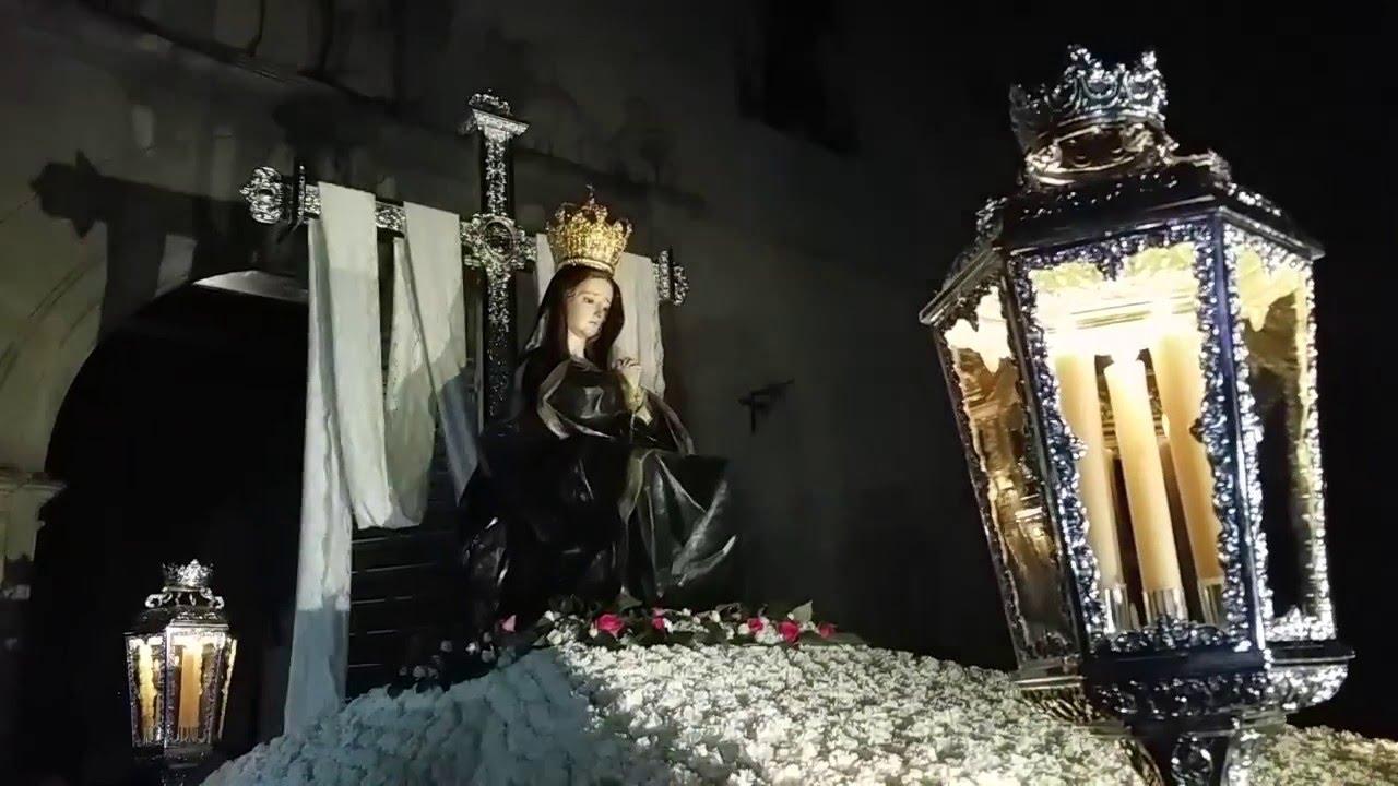 Resultado de imagen de virgen de la humildad guadix