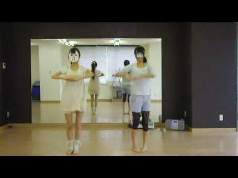 リボンブラ体操を踊ってみた∩・ω・∩ちゅいくら(ノ)・ω・(ヾ)
