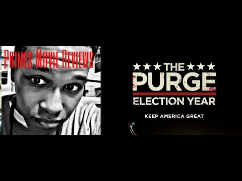 The Purge Election Year Official Movie Review