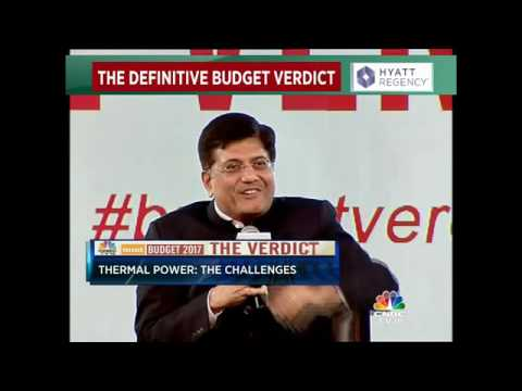 #Budget2017: The Verdict With Piyush Goyal