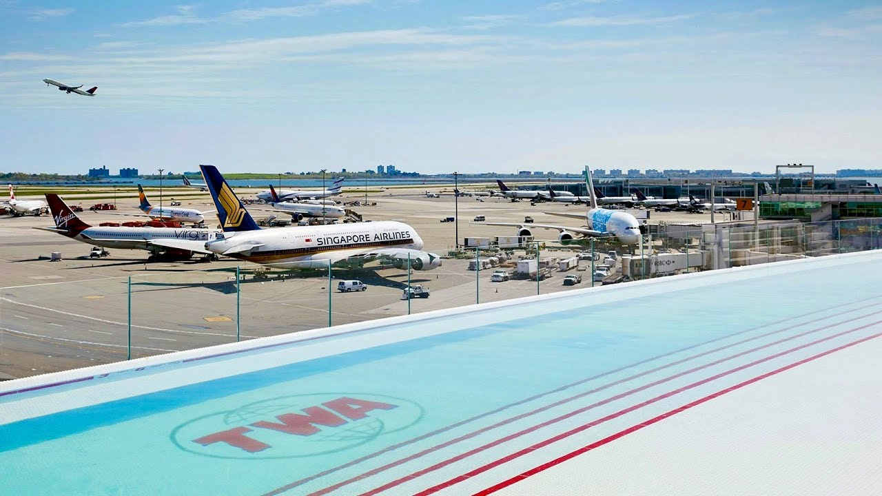 Top 10 best airport hotels in the world   the Luxury Travel Expert