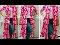 How to make latest front open jacket | kurti || DIY