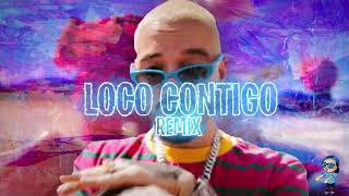 DJ Snake, J. Balvin, Tyga - Loco Contigo (Remix) x Fer Palacio ft Lea in the mix