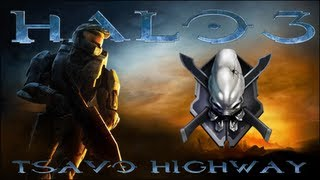 Halo 3 Legendary Walkthrough: Mission 3 - Tsavo Highway