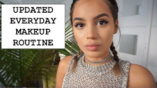 Updated Everyday Makeup Routine|| Val Mercado