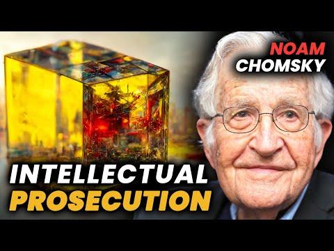 Noam Chomsky on Jordan Peterson, Post-Modernism, Foucault and Ali G