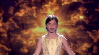Sterre sings the stars from the sky │ Superkids 2015