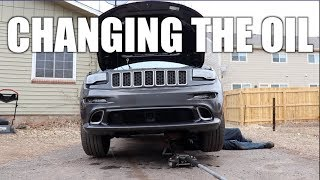 The Jeep SRT | Everything Oil