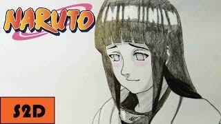 Timelapse: Drawing Hinata