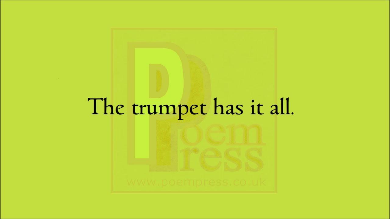 Trumpets poem by Poem Press