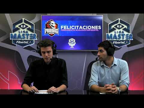 Ascenso a la Liga Master Fibertel   Malvinas Gaming Esports - Furious Gaming