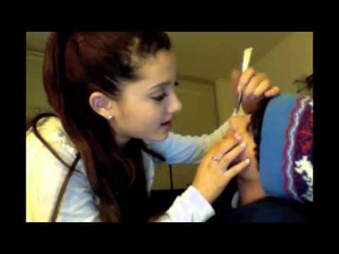Ariana Does Jai's Make-up !