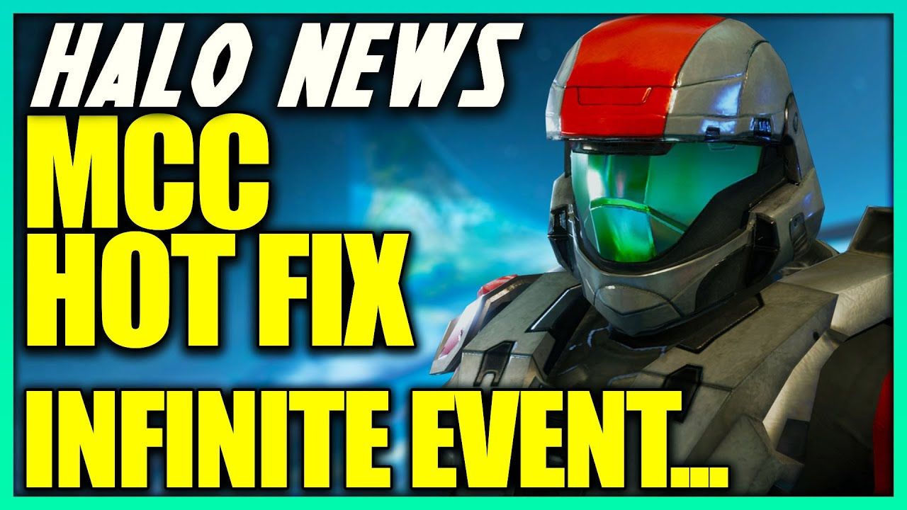 Halo MCC Hot Fix New Feature! Huge Halo Infinite Event Coming? Halo News