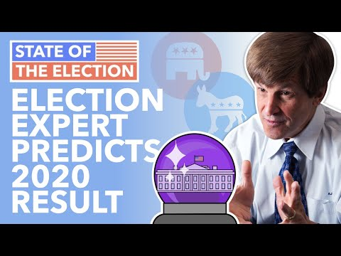 This Professor Has Correctly Predicted Every Election Since 1984: His Model & Result - TLDR News