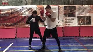 Как боксировать против левши?