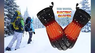GLOBAL VASION Heated Gloves for Men Rechargeable Hand Warmers Outdoor Ski Hiking review