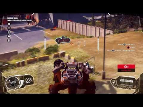 JC3 x Mech Land Assault  