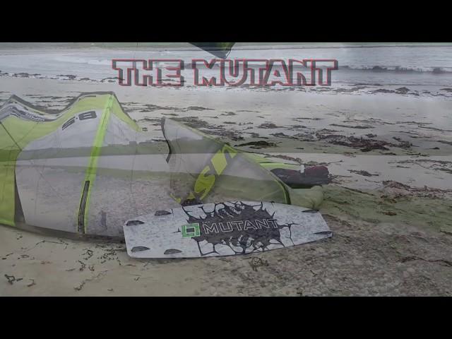 Kitesurf Isle of Lewis June 2019 - Off Grid Mutant