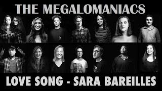 Love Song - Sara Bareilles (Megalomaniacs Cover)