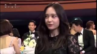 150601 Krystal 2015 Baeksang Arts Awards