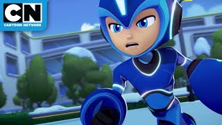 Mega Man: Fully Charged | Mega Man vs. Ice Man | Cartoon Network