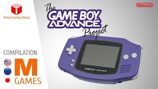 The Game Boy Advance Project - Compilation M - All GBA Games (US/EU/JP)