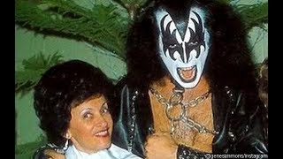 Gene Simmons Mother Passed Away  Plus more & The Homeless Woman