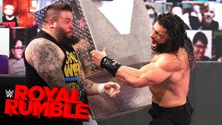 Royal Rumble 2021 highlights (WWE Network Exclusive)