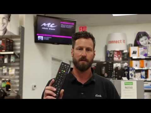 How to: program your Amino remote from KCTC to operate your television.