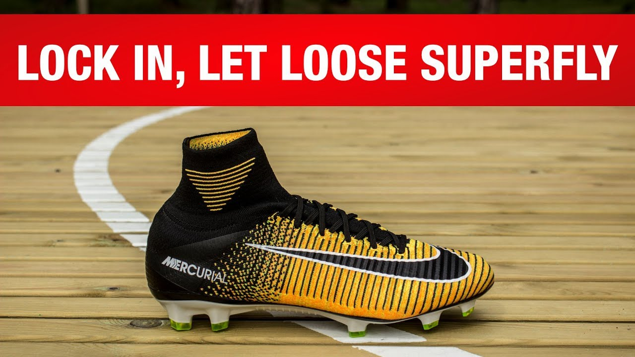 innovative design a780a 9d4a8 Mercurial Superfly 5 FG Unboxing - Lock in. Let loose. (Laser  Orange/Black/White)