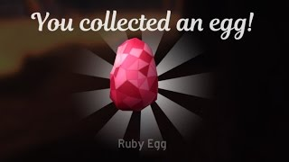 Ruby Egg ROBLOX Egg Hunt 2017 Tutorial