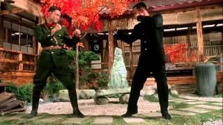 джет ли vs генерал фуджита jet li vs general fujita кулак легенды fist of legend 1994