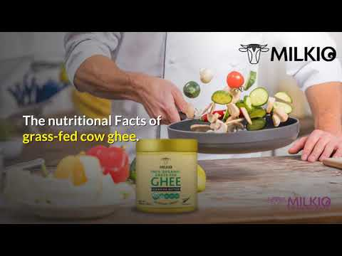 Cow ghee nutrition facts: Know the health profile of ghee