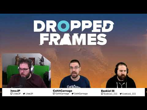 Dropped Frames - Week 145 - Twitch, PAX, and Games (Part 1)