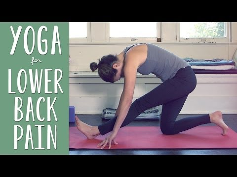 Yoga For Lower Back Pain | Yoga With Adriene