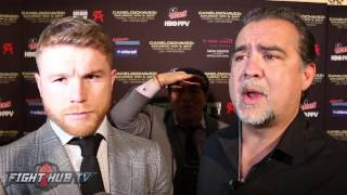 Canelo Alvarez assures fans Golovkin fight will not go the Mayweather Pacquiao route