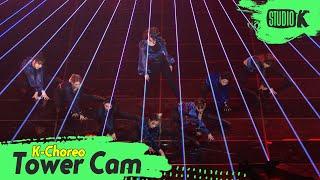 [K-Choreo Tower Cam 4K] 핑크판타지 직캠 '독(Poison)' (Pink Fantasy Choreography) l @MusicBank KBS 210716