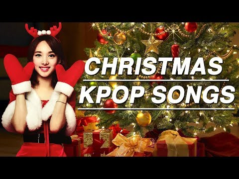 Kpop Christmas Songs! 🎄🎅🏻 ❄️ 🎁 (playlist)